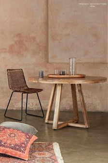 French Connection Round Dining Table