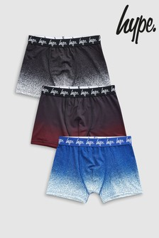 Hype. Boxers Three Pack