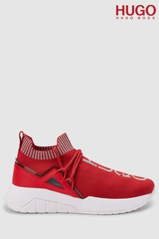 HUGO Atom Knitted Trainer