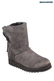 Skechers® Grey Keepsake 2.0 Hearth Boot