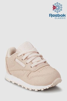 Reebok Classic Leather Shimmer Infant