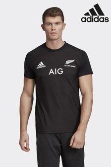 adidas Black All Blacks Home Performance Tee