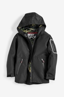 Fully Waterproof Jacket (3-16yrs)
