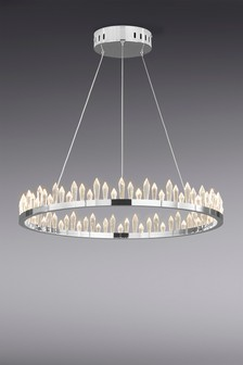 Crown LED Chandelier