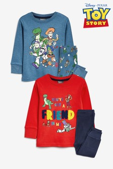 2 Pack Disney™ Toy Story Pyjamas (9mths-8yrs)
