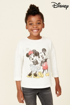 Minnie Mouse™ & Mickey Mouse™ Sweater (3-16yrs)