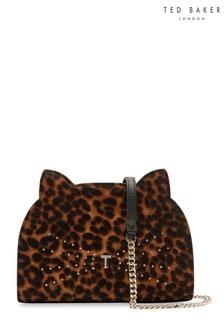 Ted Baker Leopard Cross Body Bag