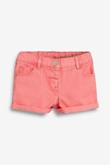Pantaloni scurți pliaţi (3 luni - 7 ani)