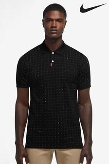 Nike Golf Printed Slim Fit Poloshirt