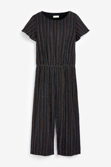 Sparkle Stripe Jumpsuit (3-16yrs)