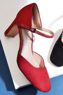 Forever Comfort® Two Part Mary Janes