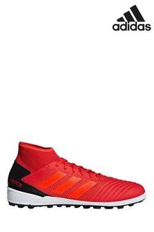 adidas Red/Black Predator