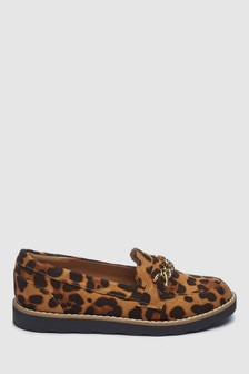 Chunky Trim Loafers (Older)
