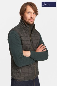 Joules Green Lightweight Gilet