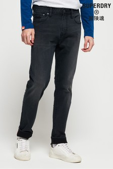 Superdry Black Wash Slim Jean