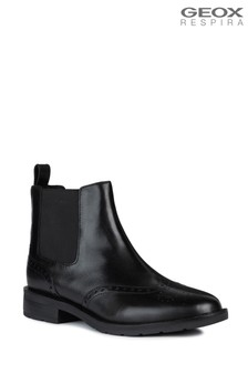 Geox Women's Bettanie Black Boot