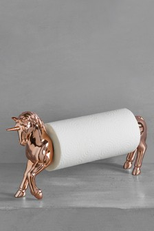 Unicorn Kitchen Roll Holder