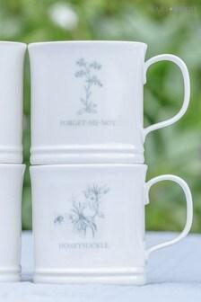 Mary Berry Garden Forget Me Not Mug