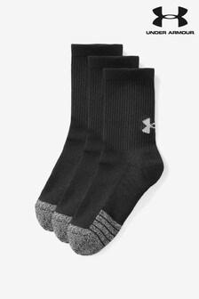 Under Armour Crew Socks Three Pack