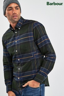 Barbour® Green Lustleigh Shirt