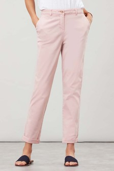 Joules Pink Hesford Chinos