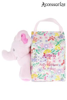 Angels By Accessorize Kids Nelly Elephant In A Box
