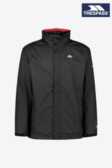 Trespass Black Fraser Il - Male Jacket TP75
