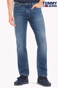 Tommy Jeans Blue Original Straight Ryan Jeans