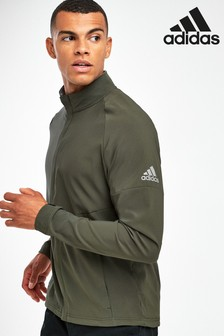 adidas Golf Khaki Softshell Jacket