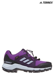 adidas Terrex Purple Gore-Tex® Trainer