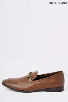 River Island Horse Bit Loafer