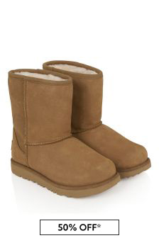 Chestnut T Classic Short Boots