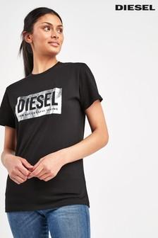 Diesel® Foil Logo T-Shirt
