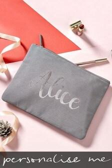 Personalised Large Make-Up Bag