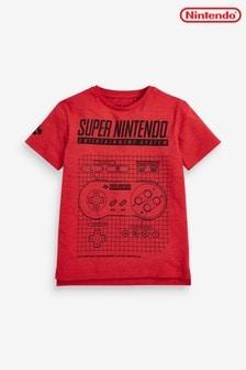 Nintendo® Print T-Shirt (3-16yrs)