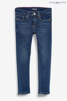 Tommy Hilfiger Slim Fit Jeans, blau