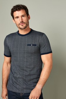 Premium Check T-Shirt