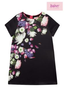 baker by Ted Baker Back Shift Dress