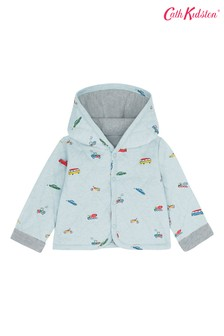 Cath Kidston® Baby Spaced Garage Station Quilted Jacket