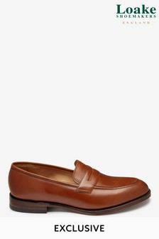 Loake Saddle Loafer