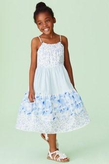 Floral Maxi Dress (3-16yrs)