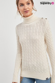 Superdry Croyde Roll Neck Knit