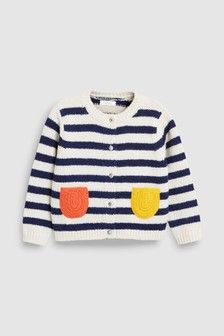 Breton Stripe Cardigan (3mths-7yrs)