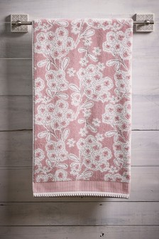 Floral Towels