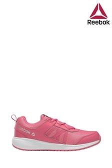 Reebok Run Pink Supreme Road Youth Trainers