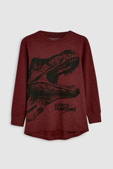 Long Sleeve T-Shirt (3-14yrs)