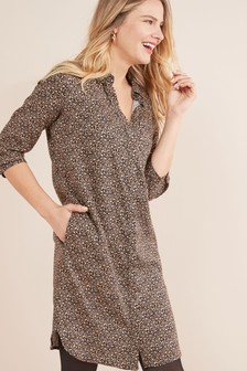 d690d046ea Animal Print Dresses