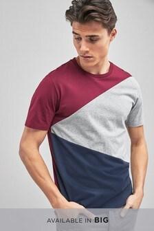 Block Panel T-Shirt