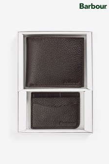 Barbou® Wallet And Card Holder Gift Set