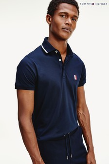 Tommy Hilfiger Sophisticated Tipped Slim Polo